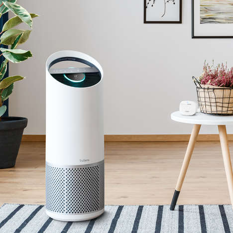 360-Degree Air Purifiers