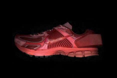 Desaturated Tonal Sneakers