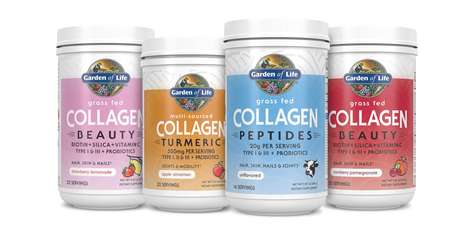 Beautifying Collagen Supplements