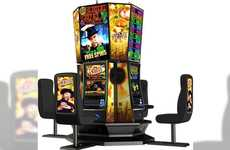 Song-Inspired Slot Machines