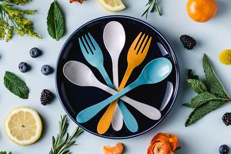 Plant-Based Kitchen Cutlery