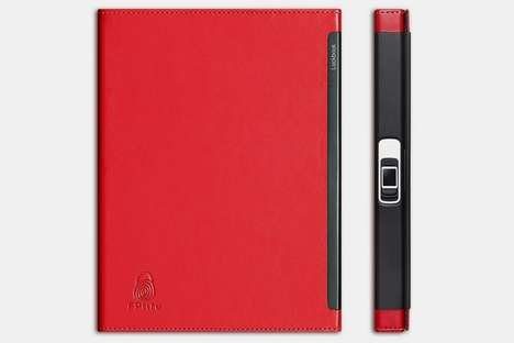 Biometric Security Notebooks