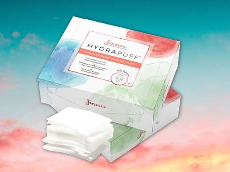 Multipurpose Skincare Sheets