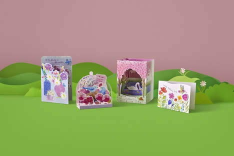All-Encompassing Mother's Day Cards