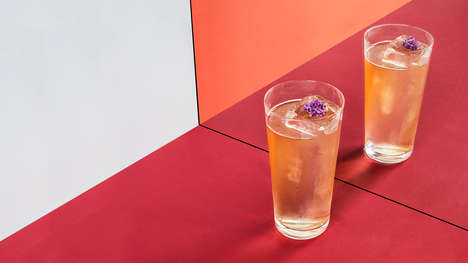 Minimalist Cocktail Menus