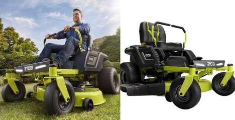 Eco Precision Care Lawnmowers