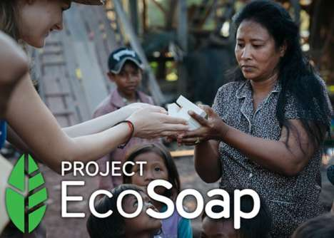 Social Good Soap Initiatives