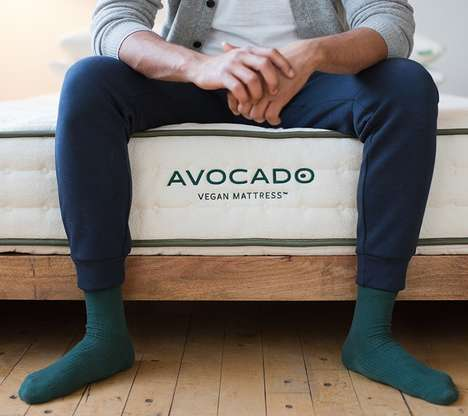 Vegan-Friendly Mattresses - Avocado Created a Natural, Organic Mattress That's Free from Wool