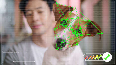 Pet-Powered Online Shops - Pet-Commerce Gives Pets Buying Power with AI & Facial Recognition