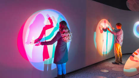 Immersive Behavioral Installations - The Samsung Installation in Milan Depends on the Audience