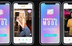 Festival Dating App Updates