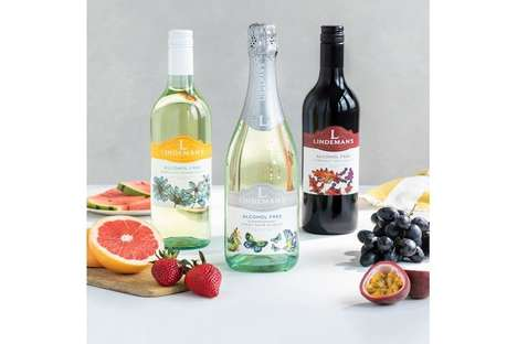 Alcohol-Free Wine Collections
