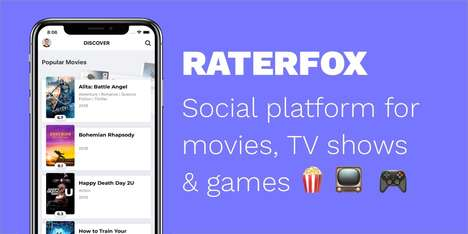 Social Content Suggestion Apps