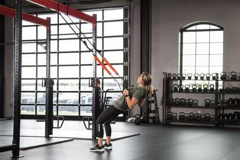Challenging Suspension Training Equipment