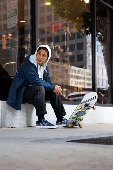 Skateboarding Icon Shoe Releases
