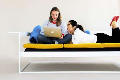 Adaptable Living Space Sofas
