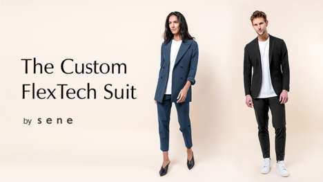 Comfortable Athleisure Suits