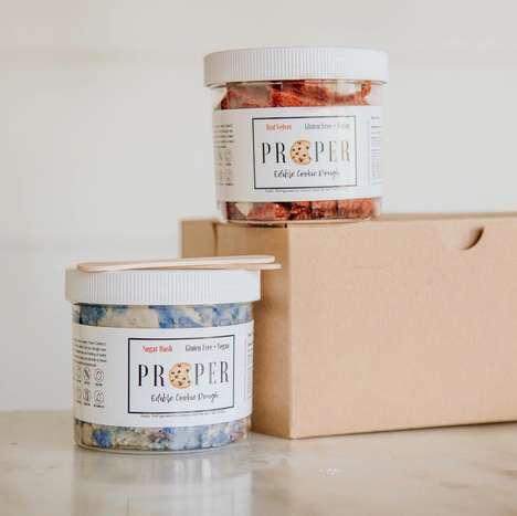 Plant-Powered Cookie Dough Jars