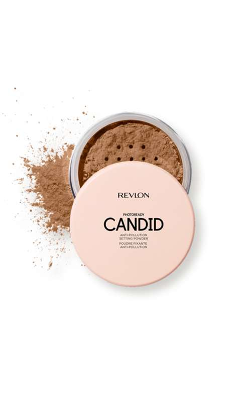 Anti-Pollution Beauty Powders