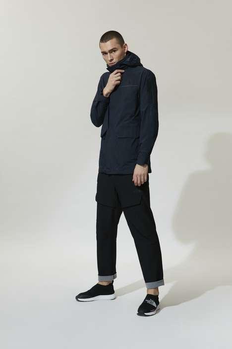 Streetwear-Centric Contemporary Sportswear