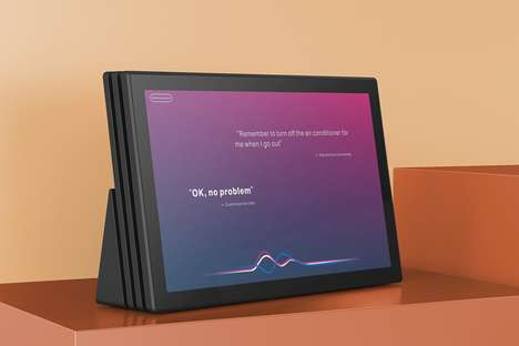 Detachable Display Smart Speakers
