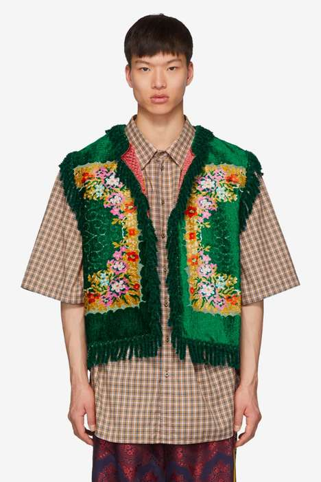 Victorian-Inspired Luxe Vests
