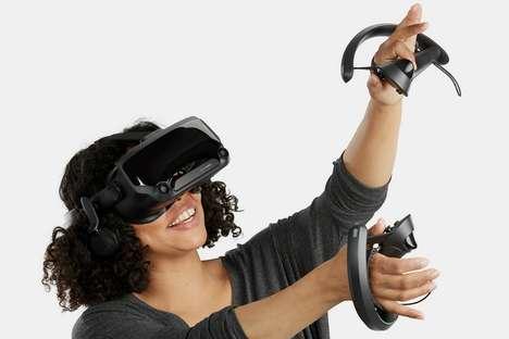Game Developer VR Headsets