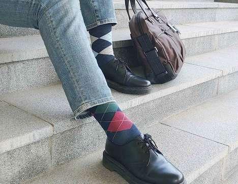 Organic Antibacterial Socks
