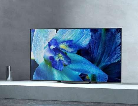 Precision Processor-Powered TVs