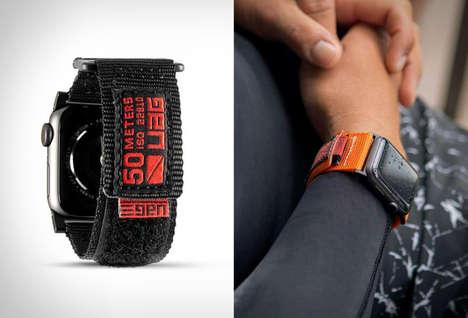 NATO-Style Smartwatch Straps