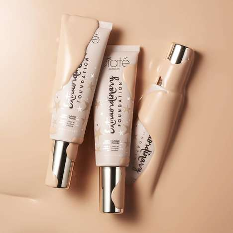Extra-Large Foundation Cosmetics