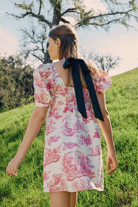 Whimsical Countryside Fashion