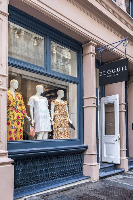 Inclusive Plus-Size Shops