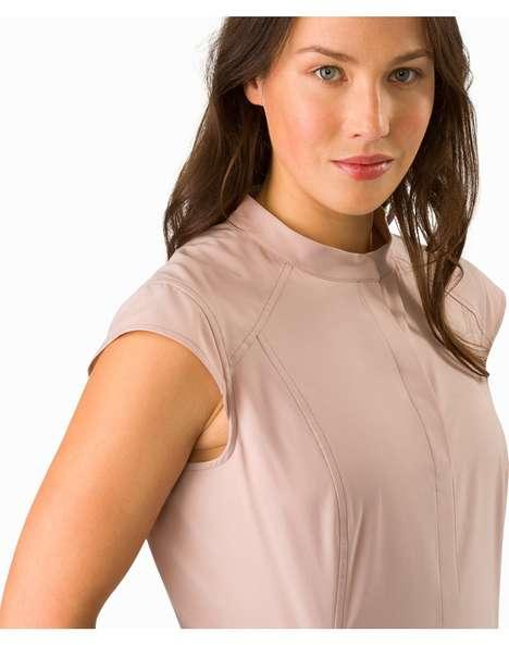 Flattering Quick-Dry Dresses