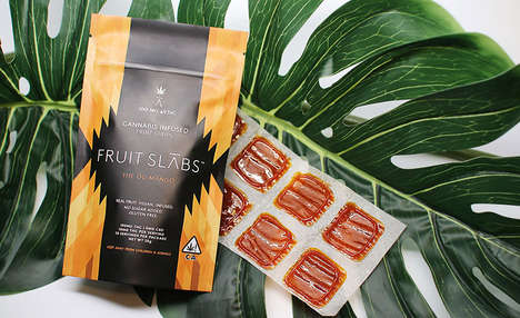 THC-Infused Fruit Snacks