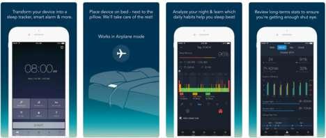 Sleep Cycle Mobile Apps