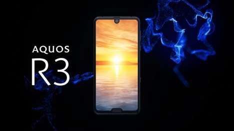 Feature-Rich QHD Smartphones