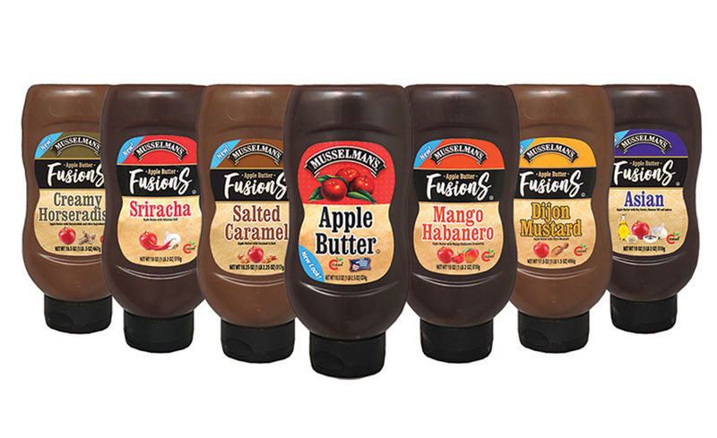Specialty Flavor Apple Butters