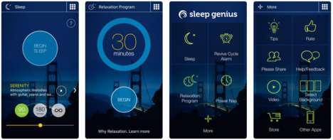 Sleep Monitoring Mobile Apps