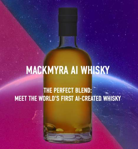 AI-Generated Whisky Spirits
