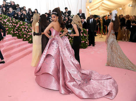 3D-Printed Gala Gowns