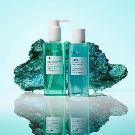Pore-Minimizing Mineral Skincare