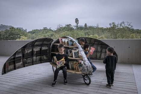 Bicycle-Bound Libraries