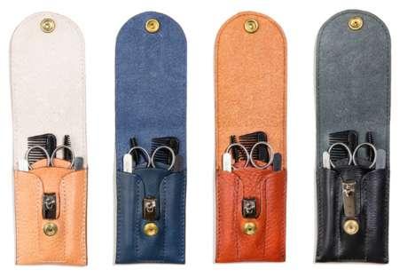 Luxury Handcrafted Grooming Kits