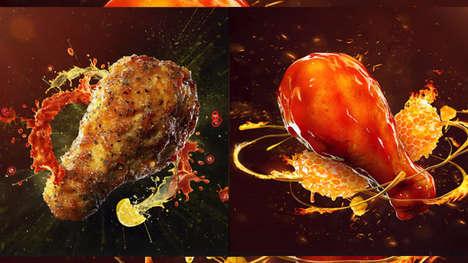 Harissa-Spiced Chicken Wings
