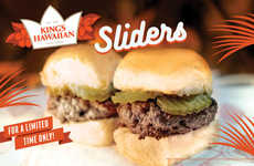 Beefy Dinner Roll Sliders