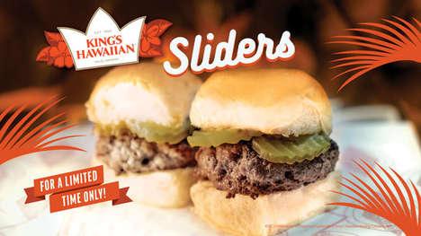 Beefy Dinner Roll Sliders