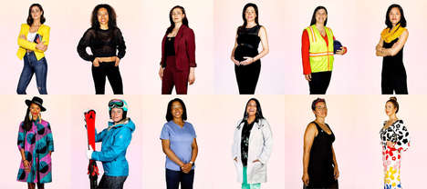 Redefined Motherhood Campaigns