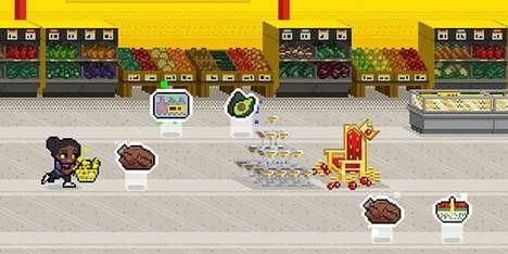 Rewarding Grocery Games