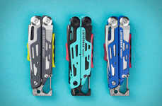 Designer Color-Blocked Multitools